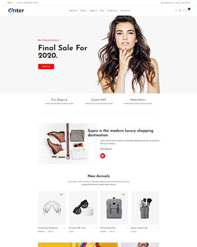 shop phụ kiện thời trang