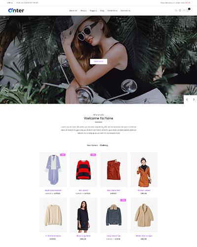 Shop thời trang 3